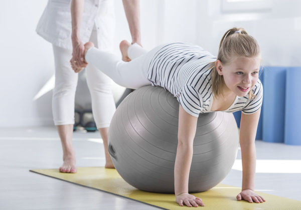 childrens physiotherapy